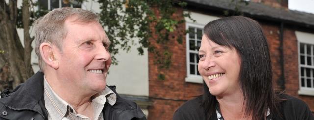 Bob and Debbie Catley, Assistant Co-ordinator
