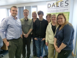 The DALES team