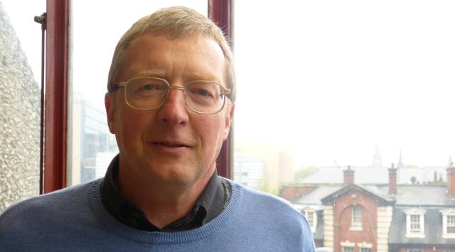 Trevor Stephenson, Social Worker, Local Links Project