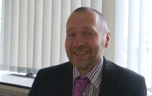 Photo of Stuart Cameron-Strickland, Head of Policy, Performance and Improvement for Adult Social Care