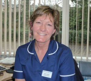 Sharon Youhill, Community Matron