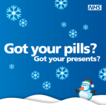Let's Wrap Up Winter - Have your loved ones packed their medicines?
