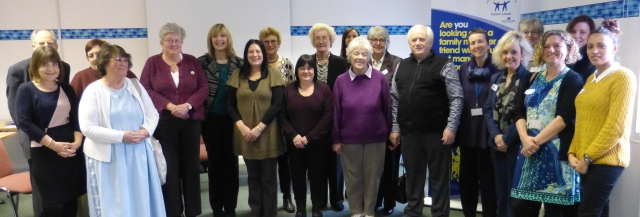 Members of the Standing Commission on Carers with carers, Leeds Carers and Adult Social Care