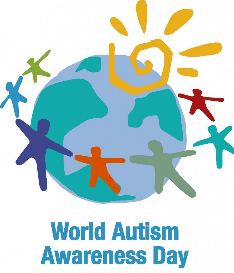 Autism Awareness Month. Going blue is about raising awareness ...