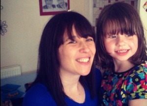Christine and her daughter Amber