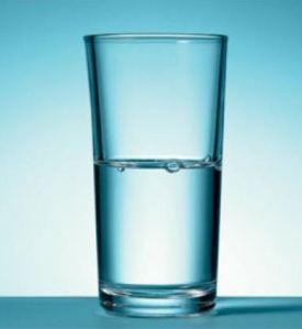 Glasshalf-full