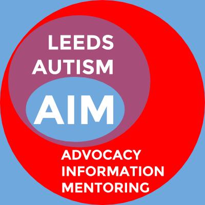 leeds autism aim logo proper