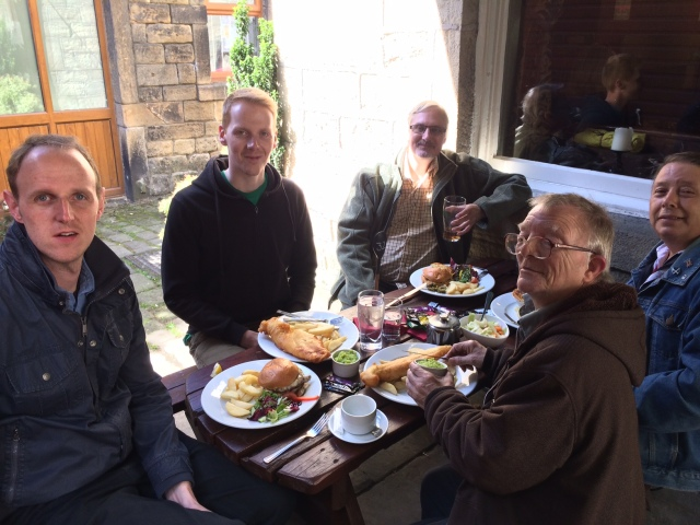 Male carers group