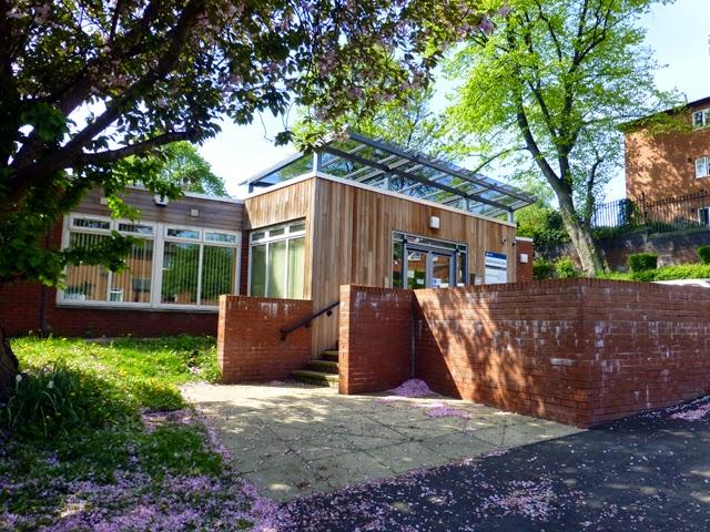 Lovell Park Hub