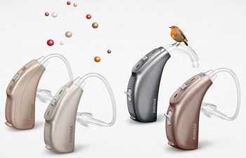 Phonak HA hearing aids