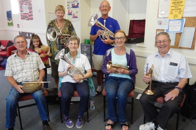 Scholes brass group 1