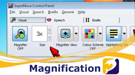 screen-magnification