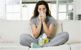 womanwithflu