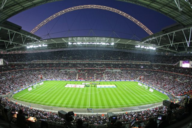 GBR:  England V Ukraine 2010 World Cup Qualifying European Zone - Group Six