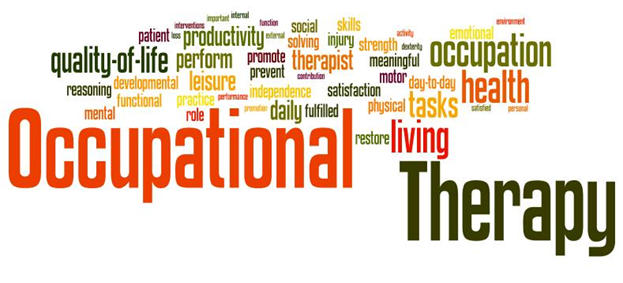 how to train to be an occupational therapist
