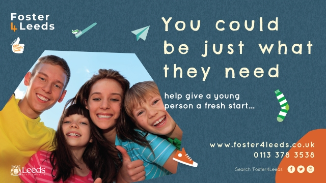 Foster4Leedsadvert